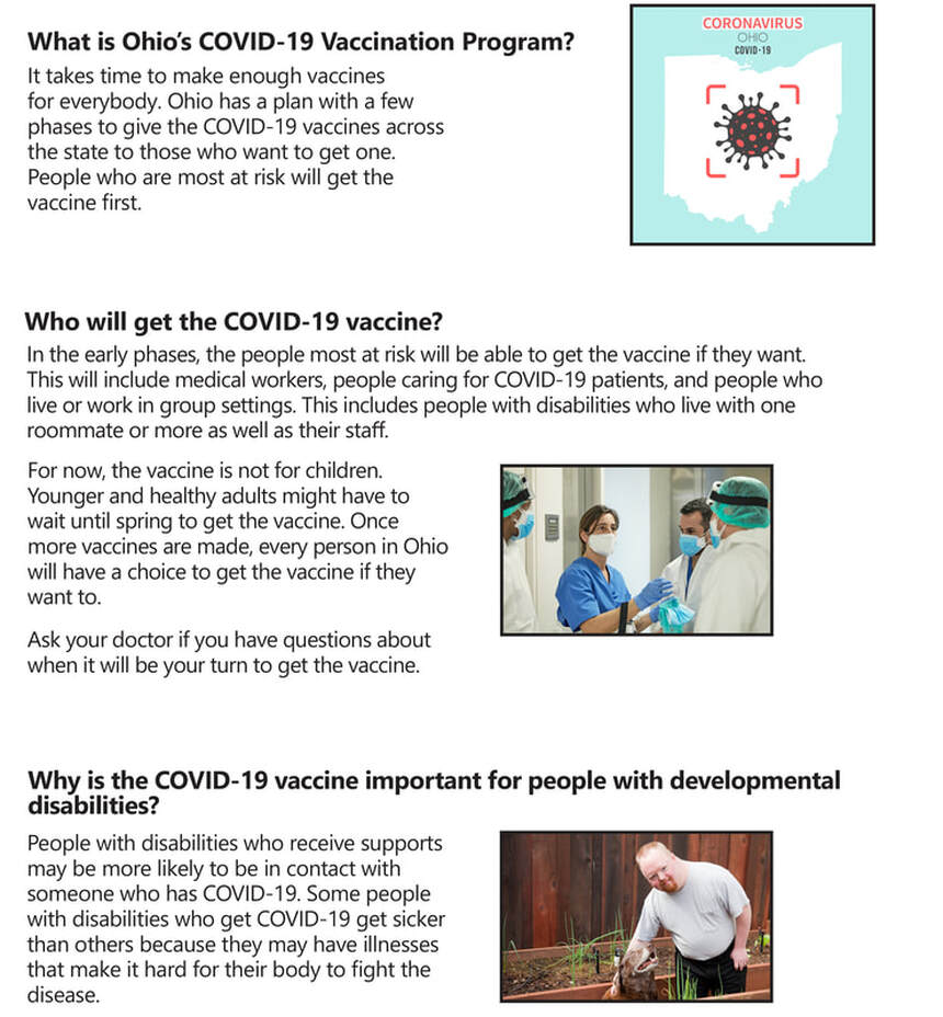 Ohio's COVID-19 Vaccination Program